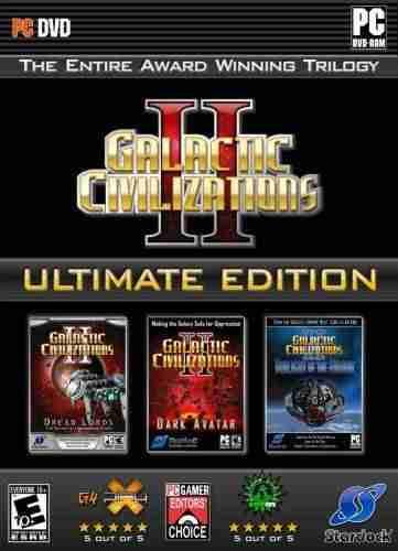 Descargar Galactic Civilizations II Ultimate Edition [MULTI][PROPHET] por Torrent